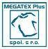 Logo Megatex Plus, spol. s r.o.