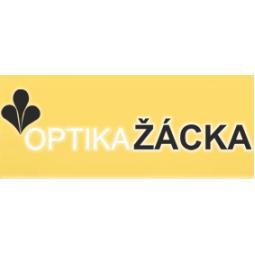 Logo Optika Žácka s. r. o.