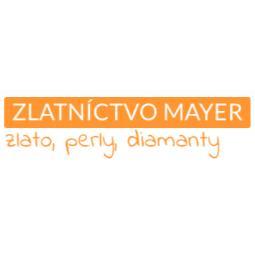 Logo Zlatnictvo Mayer - zlato, perly, diamanty
