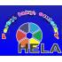 Logo HELA - Ján Turčan - farby, laky, omietky
